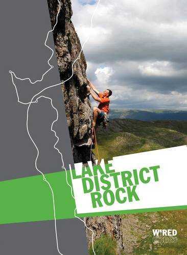 9780850280579: Lake District Rock (Wired Guides)