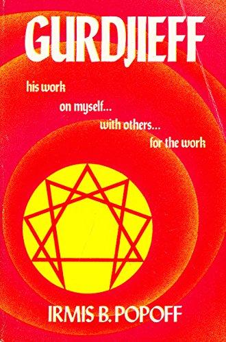 9780850301632: Gurdjieff: His Work on Myself