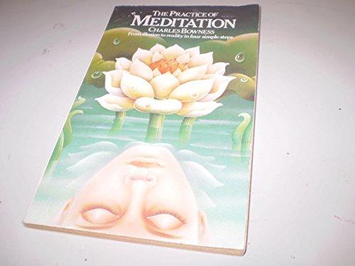 9780850301823: Practice of Meditation
