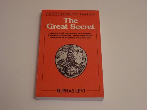 9780850302431: Great Secret