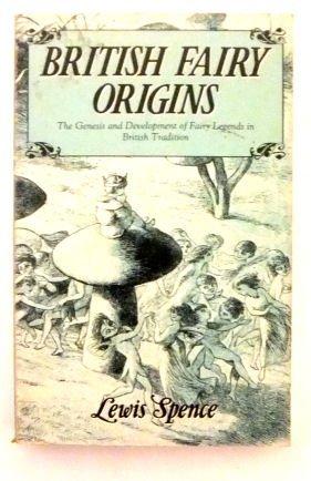9780850302622: British Fairy Origins