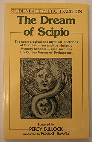 9780850303490: The Dream of Scipio (Studies in hermetic tradition)