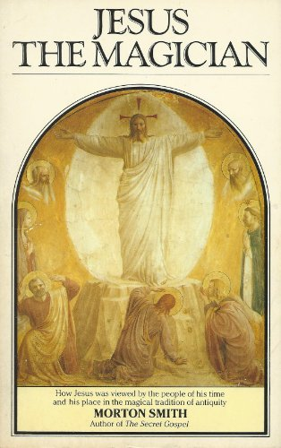 9780850304053: Jesus the Magician
