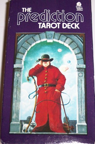 9780850304220: Prediction Tarot Deck