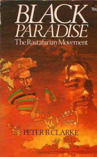 9780850304282: Black Paradise: The Rastafarian Movement (New Religious Movements Series)