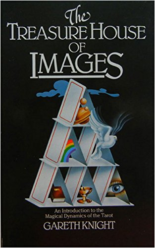 9780850304350: The Treasure House of Images - An Introduction to the Magical Dynamics of the Tarot
