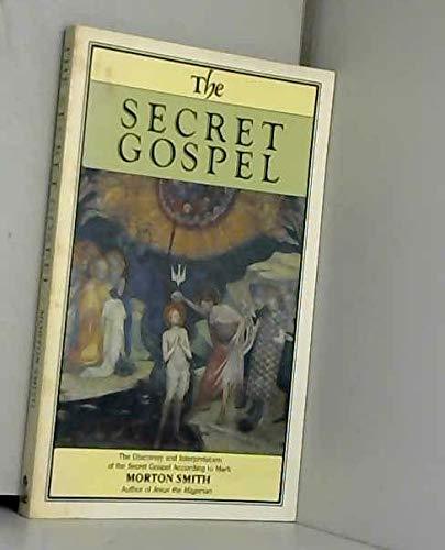 9780850304398: THE SECRET GOSPEL