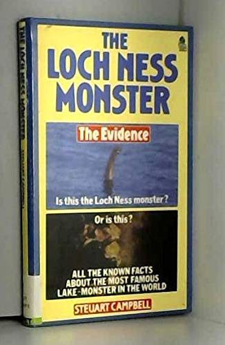 9780850304510: The Loch Ness Monster: The Evidence