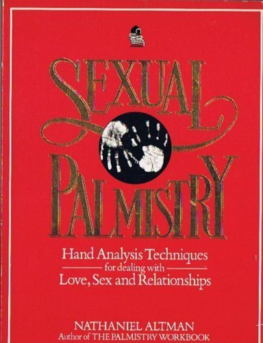 9780850304558: Sexual Palmistry: Hand Analysis Techniques for Dealing With Love, Sex and Relationships