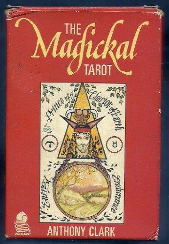 9780850305647: The Magickal Tarot - Cards