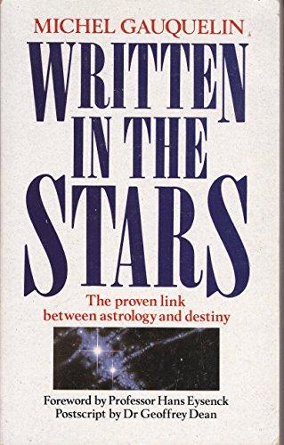 9780850306156: Written in the Stars