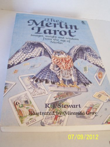 9780850306309: MERLIN TAROT-BOOK