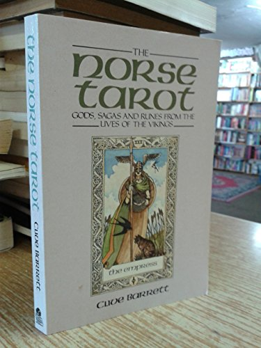 9780850307269: The Norse Tarot: Gods, Sagas, and Runes from the Lives of the Vikings
