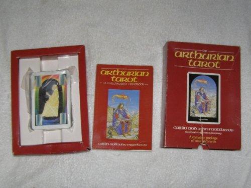9780850307559: The Arthurian Tarot: A Hallowquest Handbook