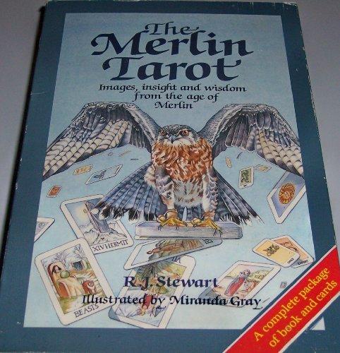 9780850307955: Merlin Tarot