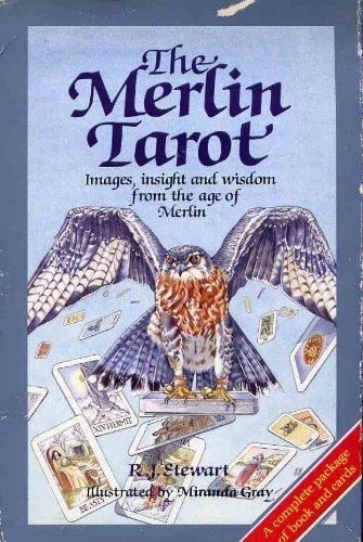 9780850308419: Merlin Tarot (Tarots Anglais)