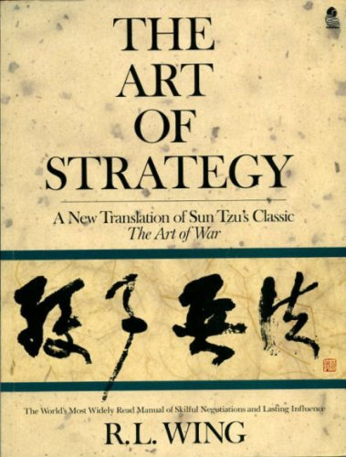 9780850308518: The Art of Strategy: New Translation of Sun Tzu's Classic the