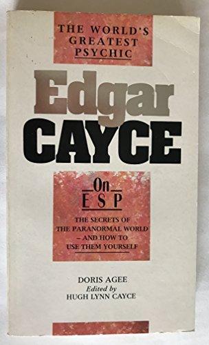 9780850308556: Edgar Cayce On Extrasensory Perception (ESP)