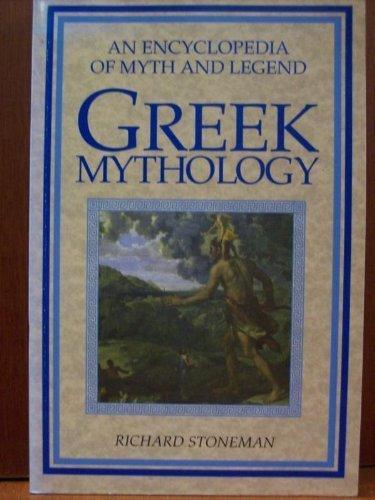 9780850309348: Greek Mythology: An Encyclopedia of Myth and Legend