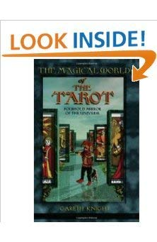 9780850309409: The Magical World of the Tarot: Fourfold Mirror of the Universe