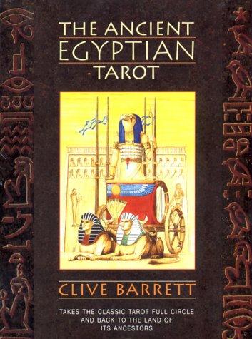 9780850309683: The Ancient Egyptian Tarot (An Aquarian Book)