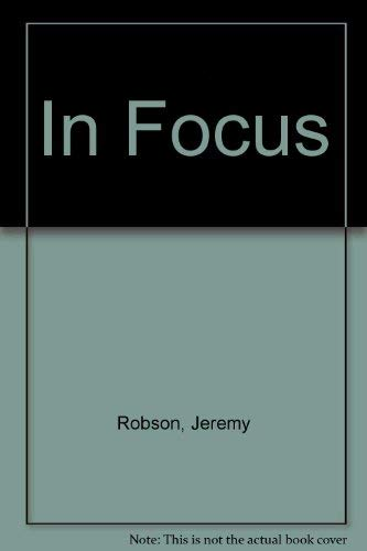 Jeremy Robson in Focus: Robson Jeremy