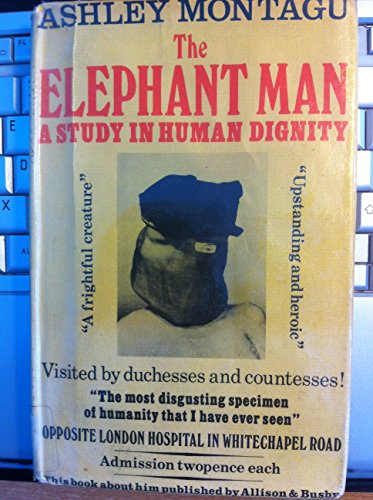 9780850310719: The Elephant Man: A Study in Human Dignity