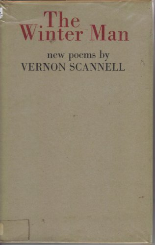 Winter Man: Scannell, Vernon