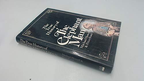 9780850313536: The True History of the Elephant Man