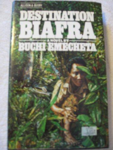 9780850314090: Destination Biafra: A novel