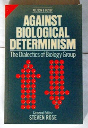 9780850314243: Against Biological Determinism