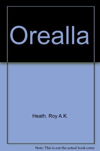 9780850315288: Orealla: A Novel