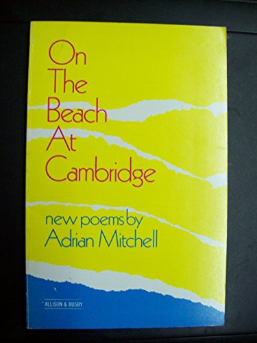 9780850315646: On the Beach at Cambridge Mitchell Adrian