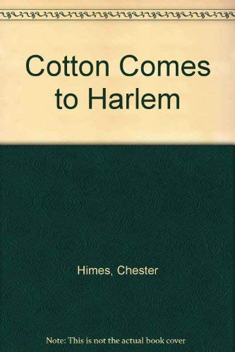 9780850315899: Cotton Comes to Harlem