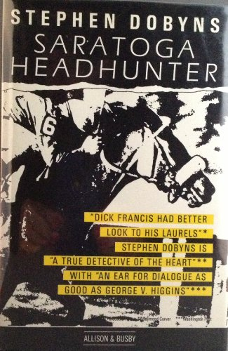 9780850316520: Saratoga Headhunter (American Crime)