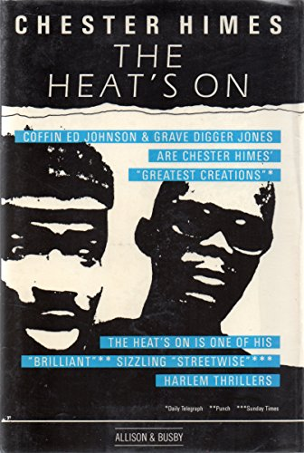 9780850316681: The Heat's On - Allison & Busby American Crime Series