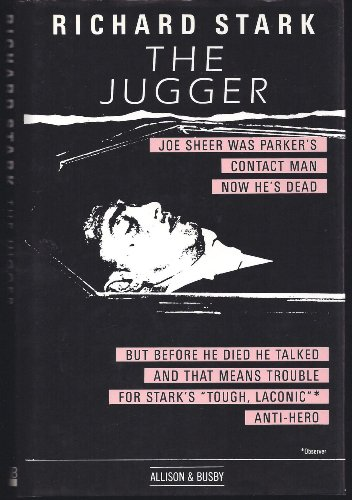 9780850316810: The Jugger (Allison & Busby American Crime Series)