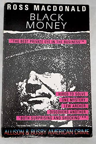 9780850316896: Black money: a Lew Archer novel