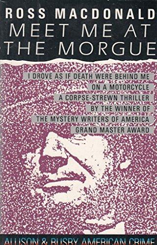 Meet Me at the Morgue (American Crime: MacDonald, Ross