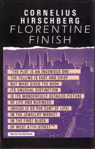 Florentine Finish: Hirschberg, Cornelius