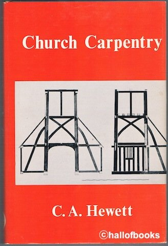 9780850330281: Church Carpentry
