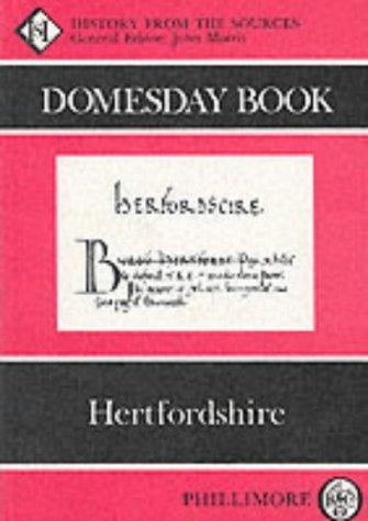 9780850331387: Hertfordshire