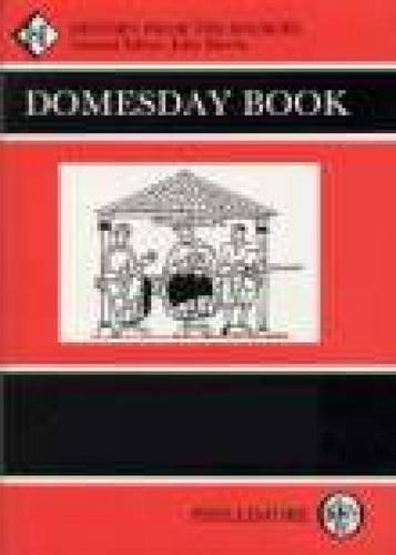 Domesday Book: Nottinghamshire Domesday Book: Nottinghamshire (Domesday Books (Phillimore)): Morris...