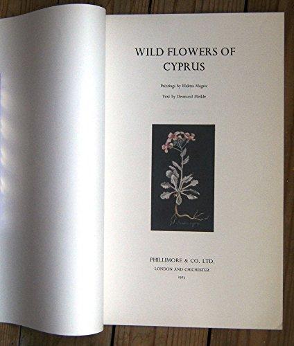9780850331882: Wild Flowers of Cyprus