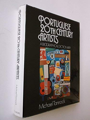 9780850333121: Portuguese 20th-Century Artists