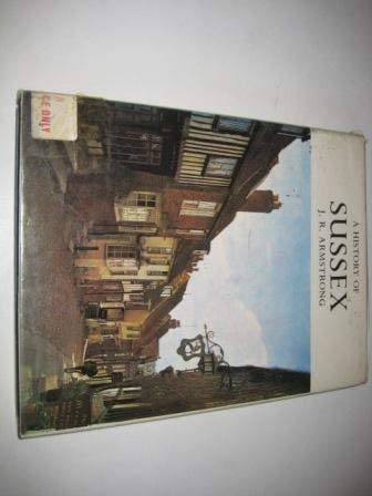 9780850333169: A History of Sussex