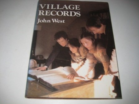 9780850334449: Village Records
