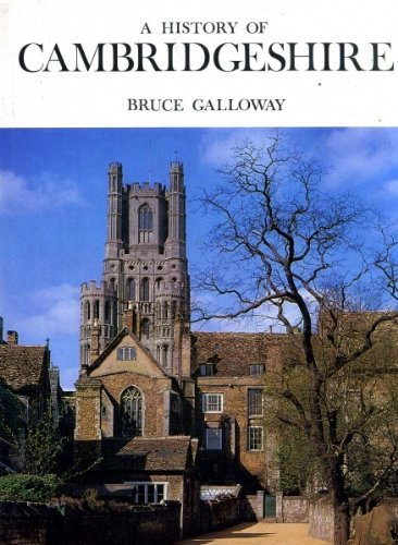 9780850334500: History of Cambridgeshire (Darwen County History)