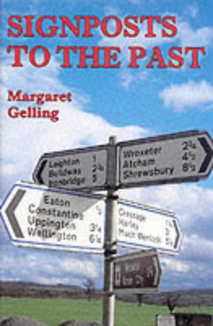 9780850336498: Signposts to the past: Place Names and the History of England