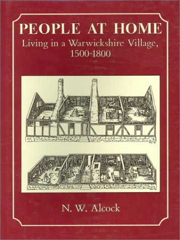 9780850338638: People at Home: living in a Warwickshire village, 1500-1800